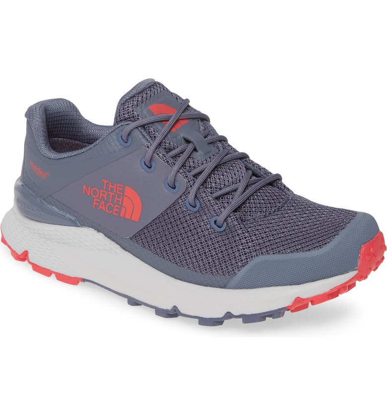 THE NORTH FACE Vals Waterproof Hiking Shoe, Main, color, 021