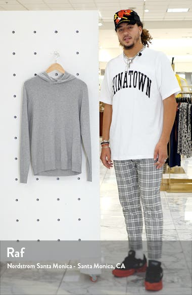 Slim Fit Hooded Sweater, sales video thumbnail