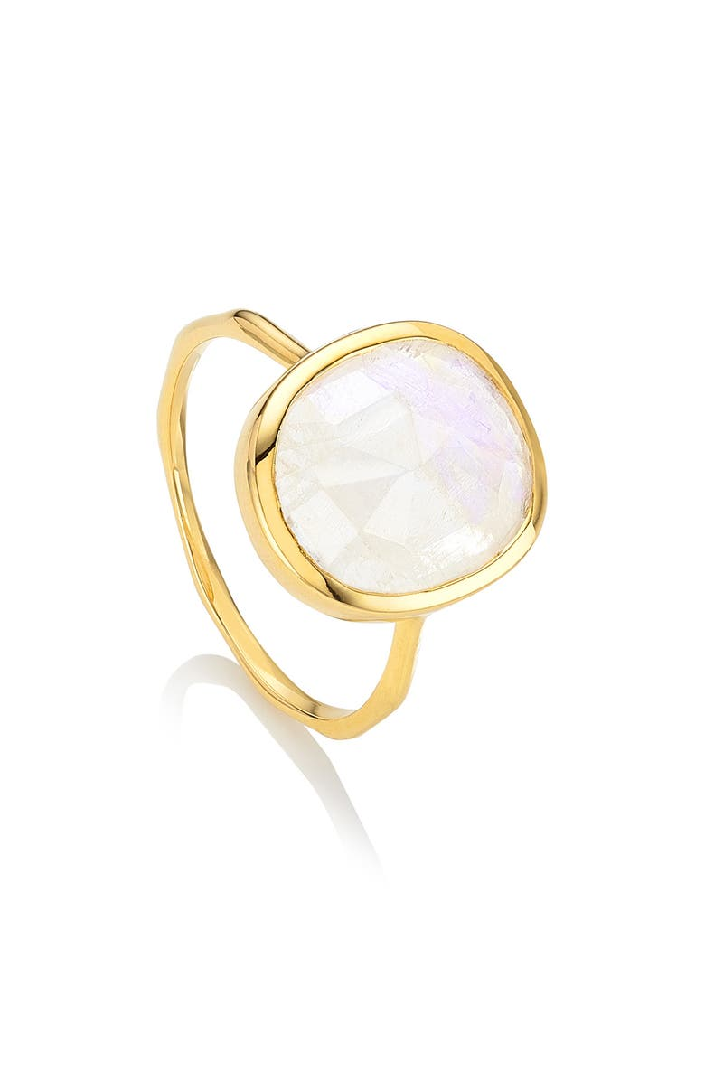 MONICA VINADER Siren Semiprecious Stone Ring, Main, color, 100