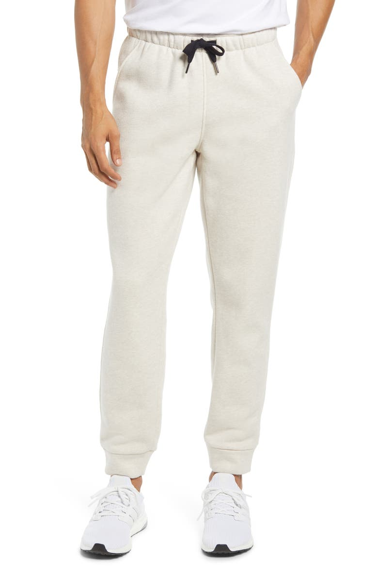 ZELLA One for All Pocket Joggers, Main, color, BEIGE PUMICE HEATHER