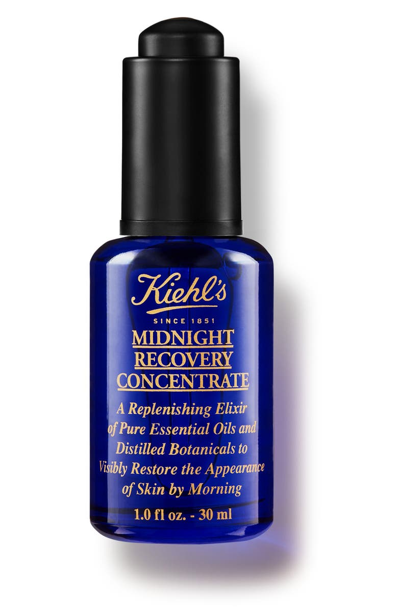 KIEHL'S SINCE 1851 Midnight Recovery Concentrate Face Oil, Main, color, 000