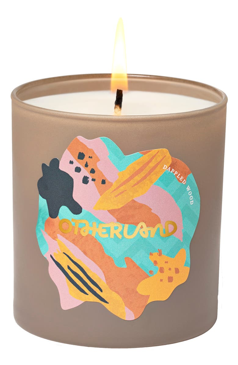 OTHERLAND Dappled Wood Scented Candle, Main, color, DAPPLED WOOD
