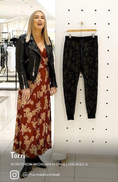 Women's Live In Pocket Joggers, sales video thumbnail