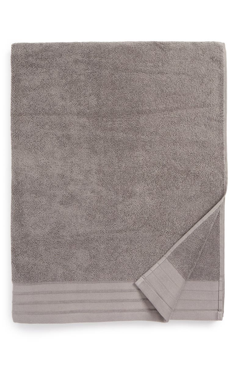 UGG<SUP>®</SUP> Classic Luxe Cotton Bath Sheet, Main, color, 020