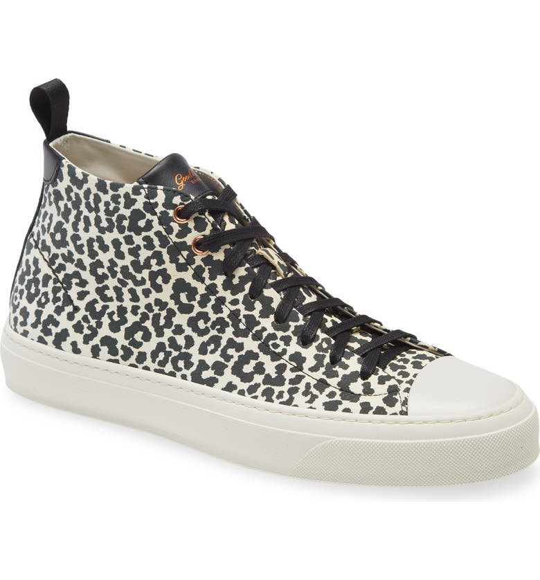 GOOD MAN BRAND Legacy High Top Sneaker, Main, color, LEOPARD