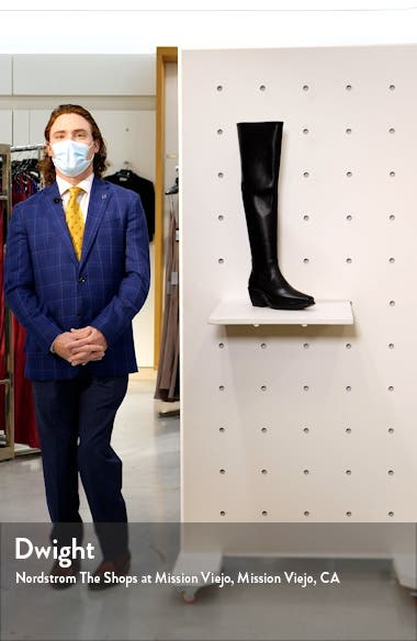 Zelton Over the Knee Boot, sales video thumbnail