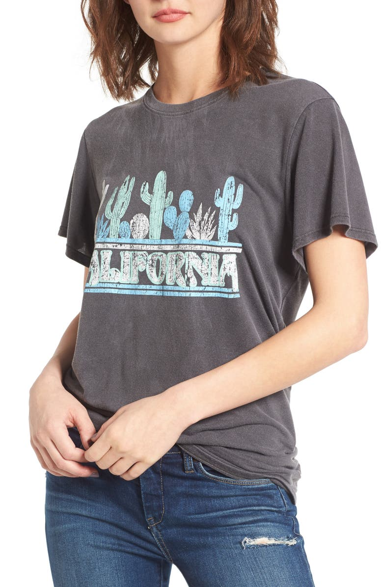 SHOW ME YOUR MUMU Oliver Graphic Tee, Main, color, 020