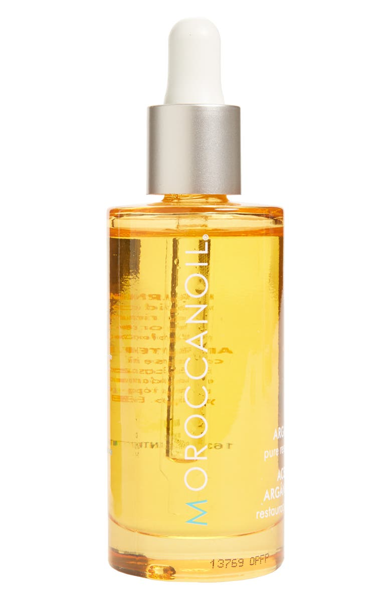 MOROCCANOIL<SUP>®</SUP> Pure Argan Oil, Main, color, No Color