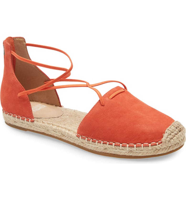 EILEEN FISHER Lace Espadrille, Main, color, 800