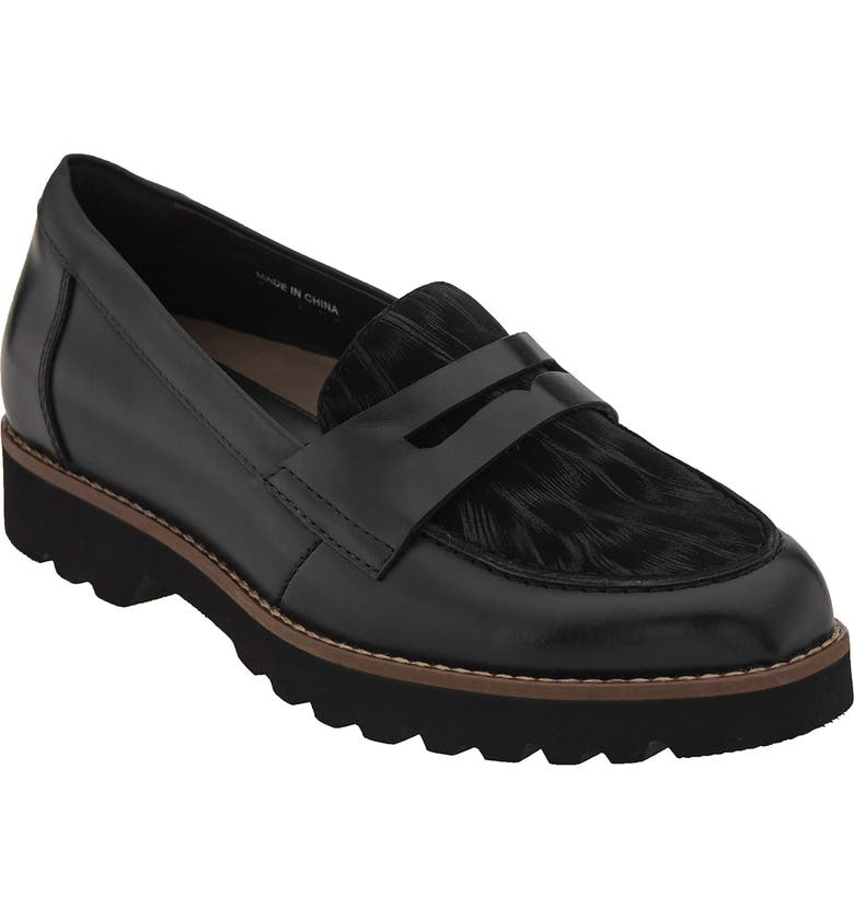 EARTHIES<SUP>®</SUP> Earthies 'Braga' Loafer, Main, color, 002