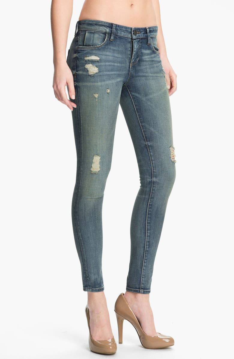 KUT FROM THE KLOTH 'Brigitte' Skinny Ankle Jeans, Main, color, ESCAPE