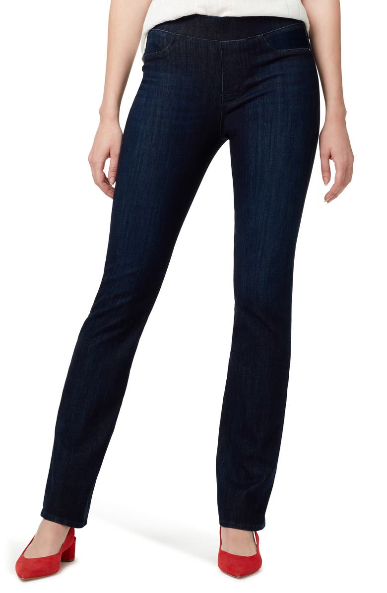 SANCTUARY Uplift Pull-On Demi Boot Jeans, Main, color, 401