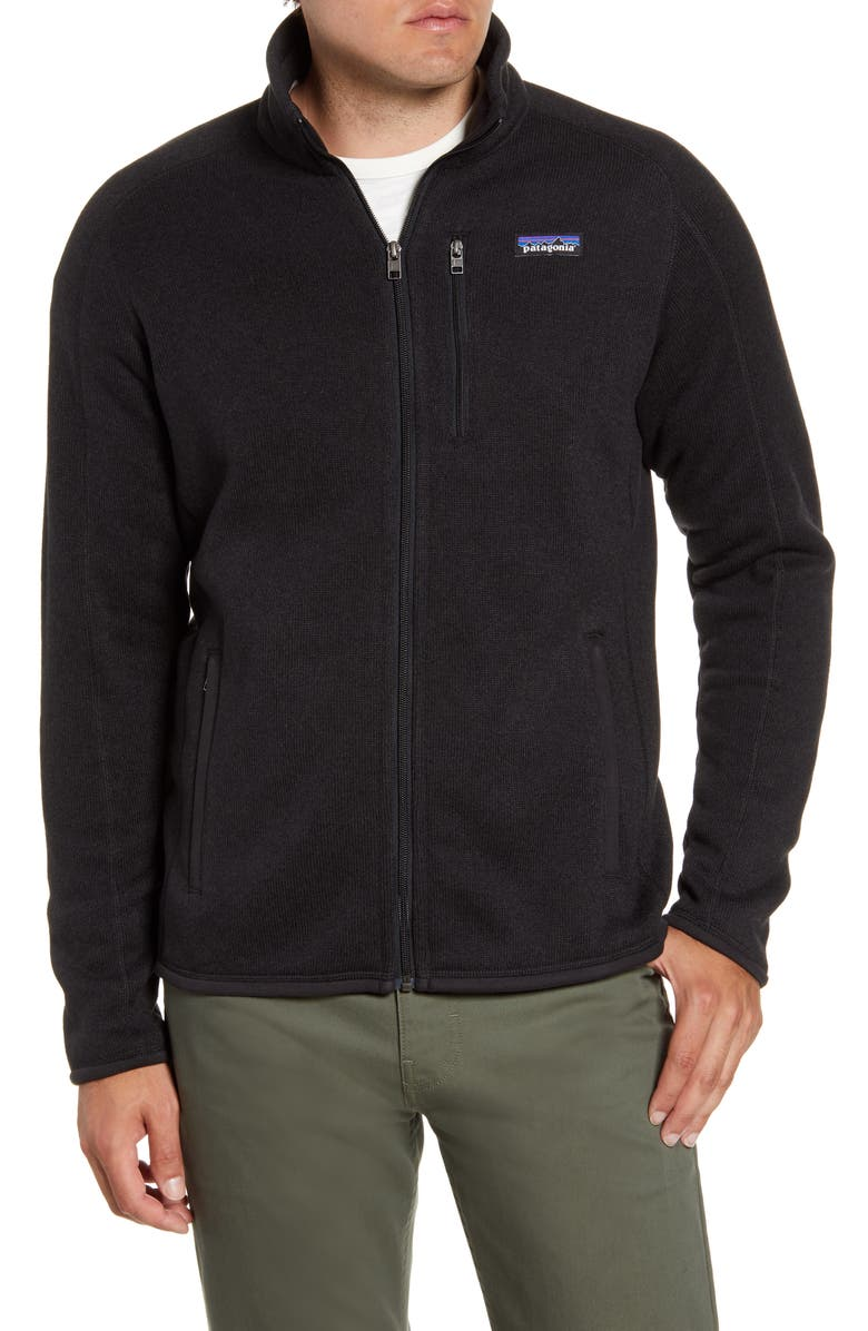 PATAGONIA Better Sweater<sup>®</sup> Zip Jacket, Main, color, 001