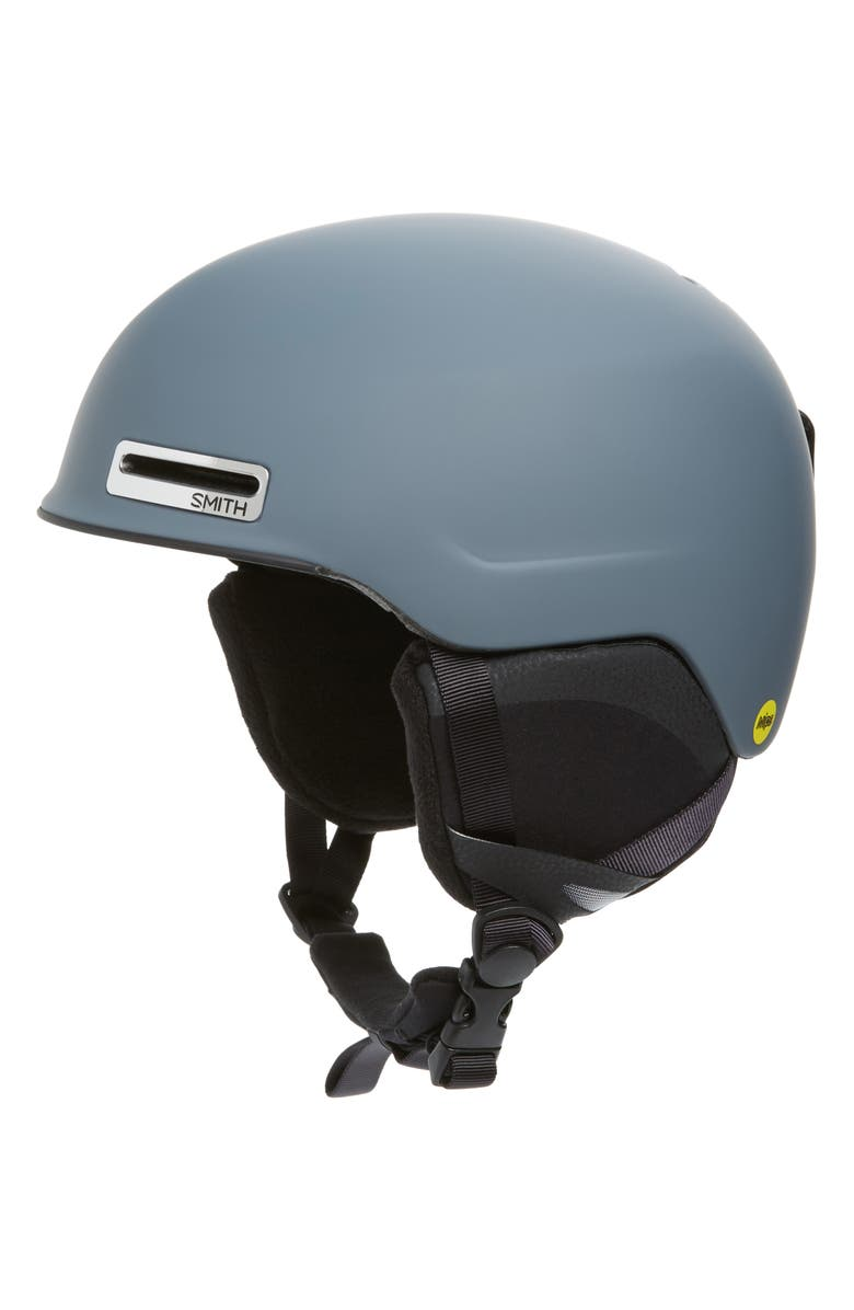 SMITH Maze with MIPS Snow Helmet, Main, color, MATTE CHARCOAL