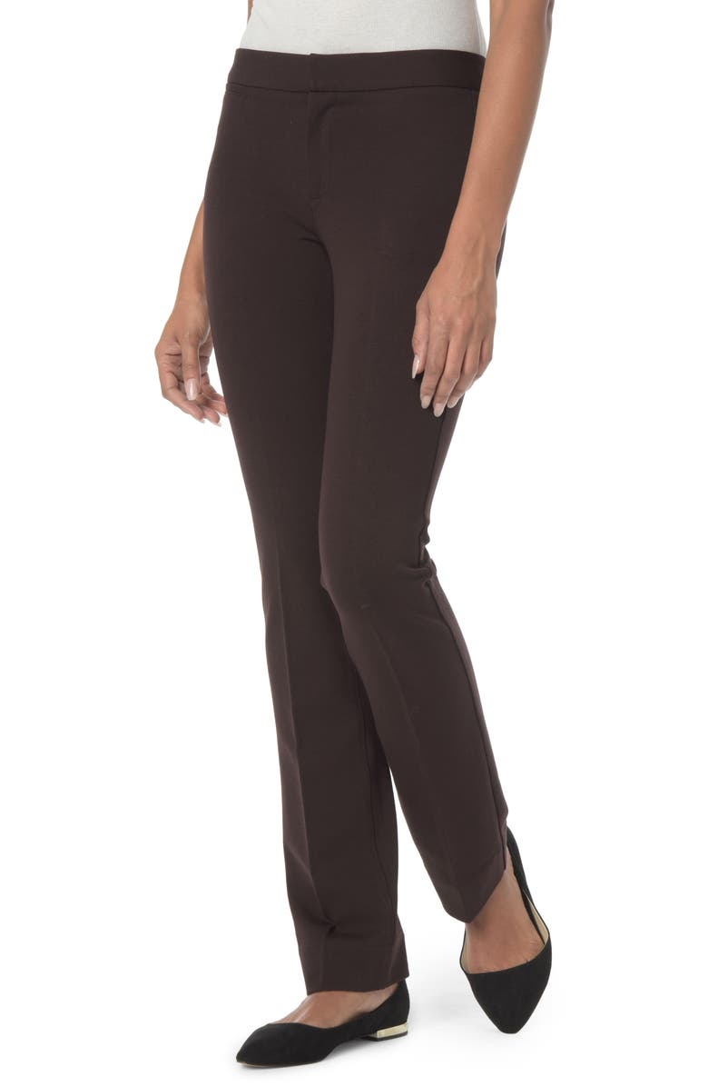 NYDJ Stretch Knit Trousers, Main, color, 217