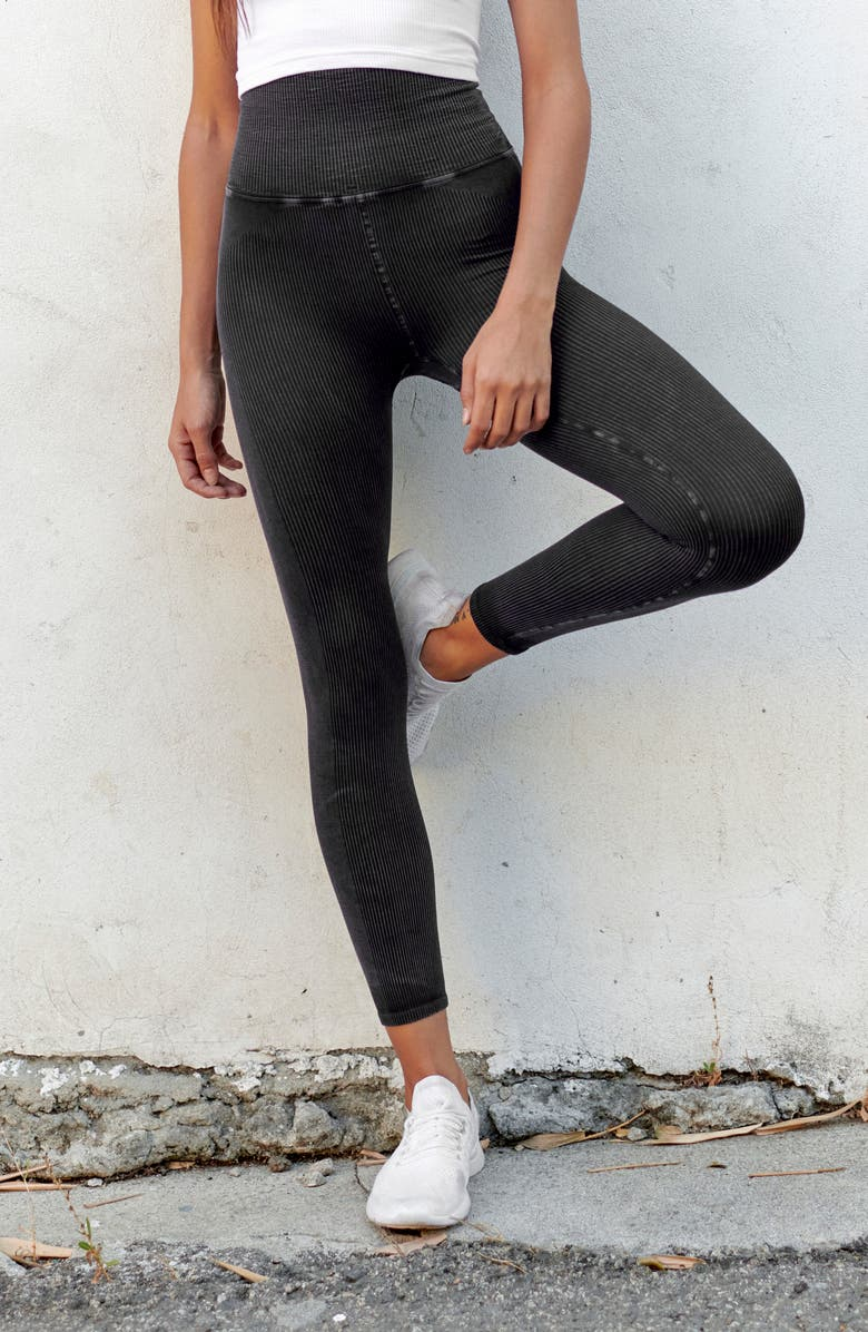 FREE PEOPLE FP MOVEMENT Happiness Runs Leggings, Main, color, DEEPEST NAVY