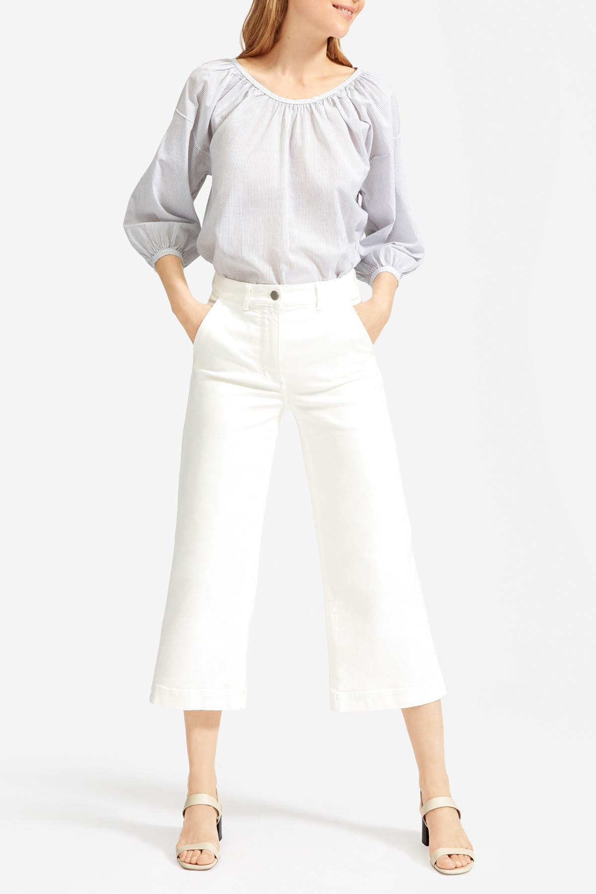 The Ruched Air Blouse   Nordstromrack
