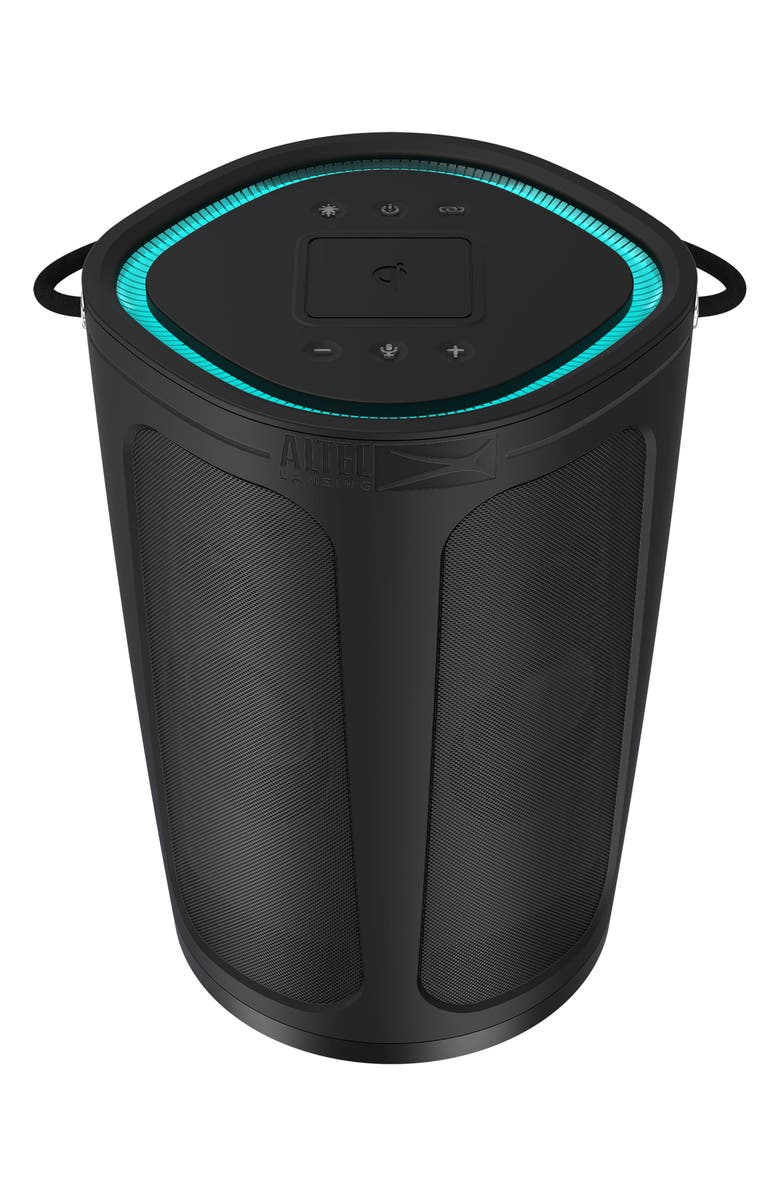 ALTEC LANSING Sound Bucket Bluetooth<sup>®</sup> Speaker, Main, color, BLACK