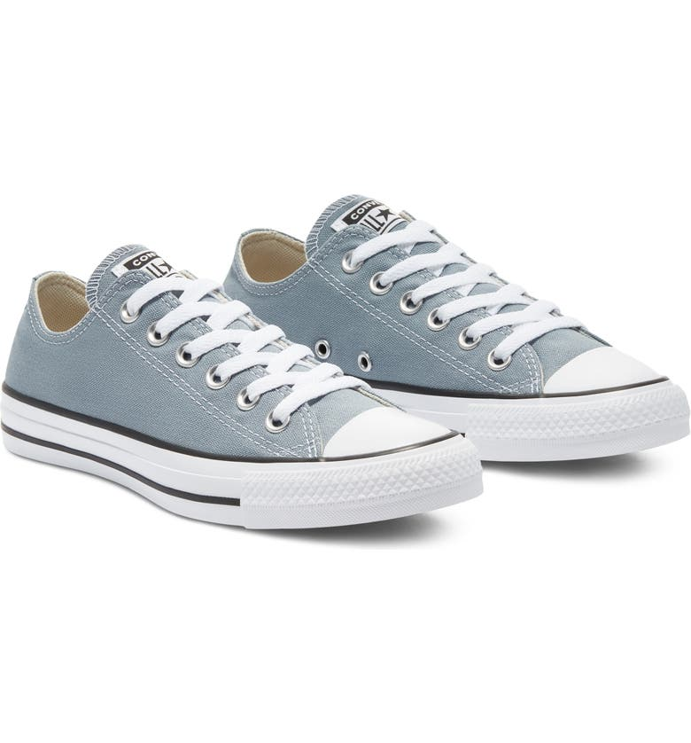 CONVERSE Chuck Taylor<sup>®</sup> All Star<sup>®</sup> Low Sneaker, Main, color, OBSIDIAN MIST
