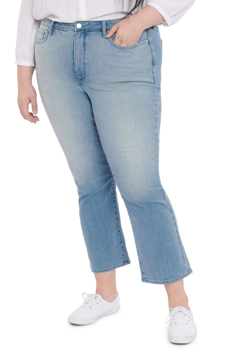 NYDJ Cool Embrace<sup>®</sup> Ankle Slim Bootcut Jeans, Main, color, CAMILLE