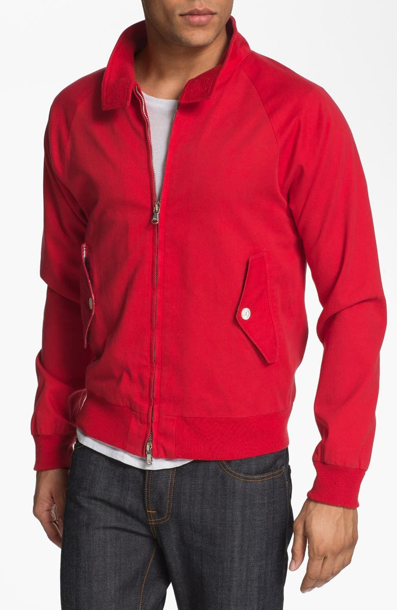 J. PRESS YORK STREET Barracuda Jacket, Main, color, 600