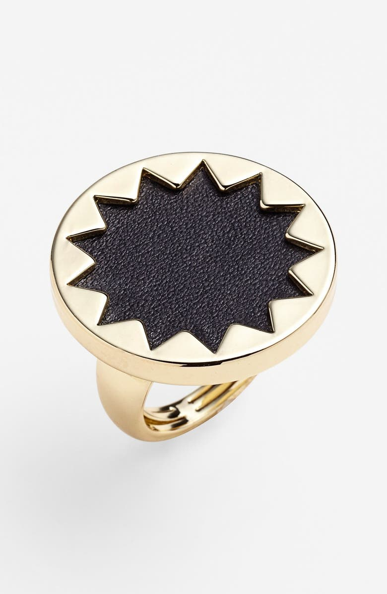 HOUSE OF HARLOW 1960 Sunburst Ring, Main, color, 001