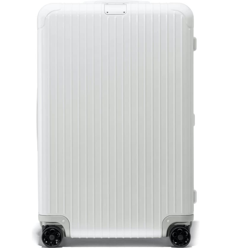 RIMOWA Essential Check-In Large 31-Inch Wheeled Suitcase, Main, color, White