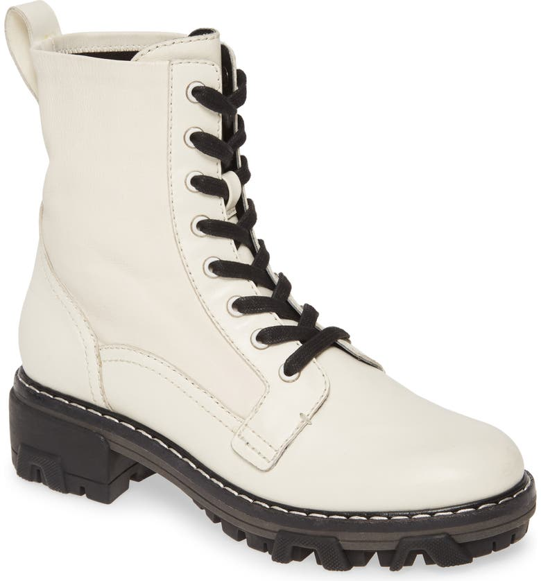RAG & BONE Shiloh Combat Boot, Main, color, ANTIQUE WHITE