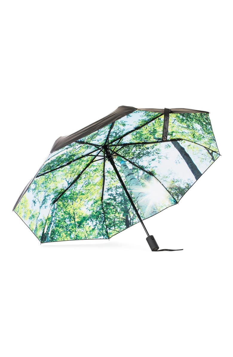 HAPPYSWEEDS Forest Umbrella, Main, color, 001