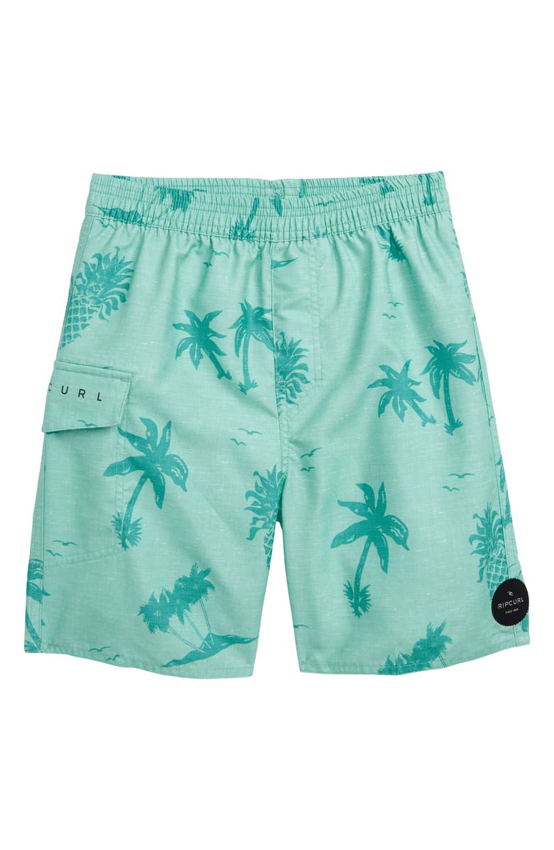 RIP CURL Poolside Volley Board Shorts, Main, color, 443