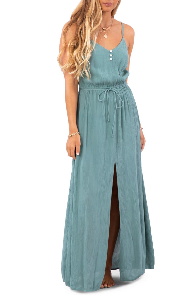 RIP CURL Cruzin' Maxi Dress, Main, color, 303