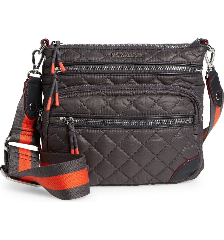MZ WALLACE M Z Wallace Downtown Crosby Crossbody Bag, Main, color, MAGNET FLAME