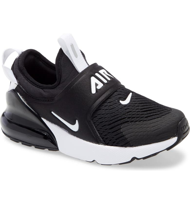 NIKE Air Max Extreme Sneaker, Main, color, BLACK/ WHITE