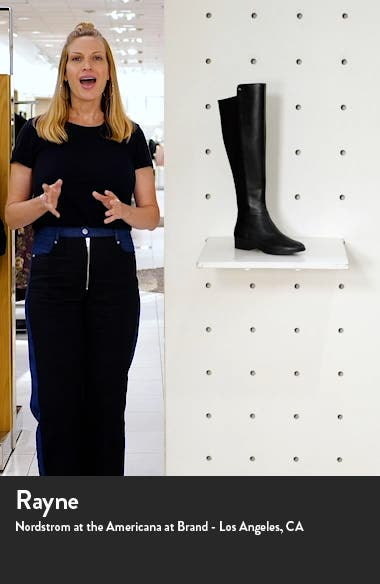 Bromley Stretch Back Riding Boot, sales video thumbnail