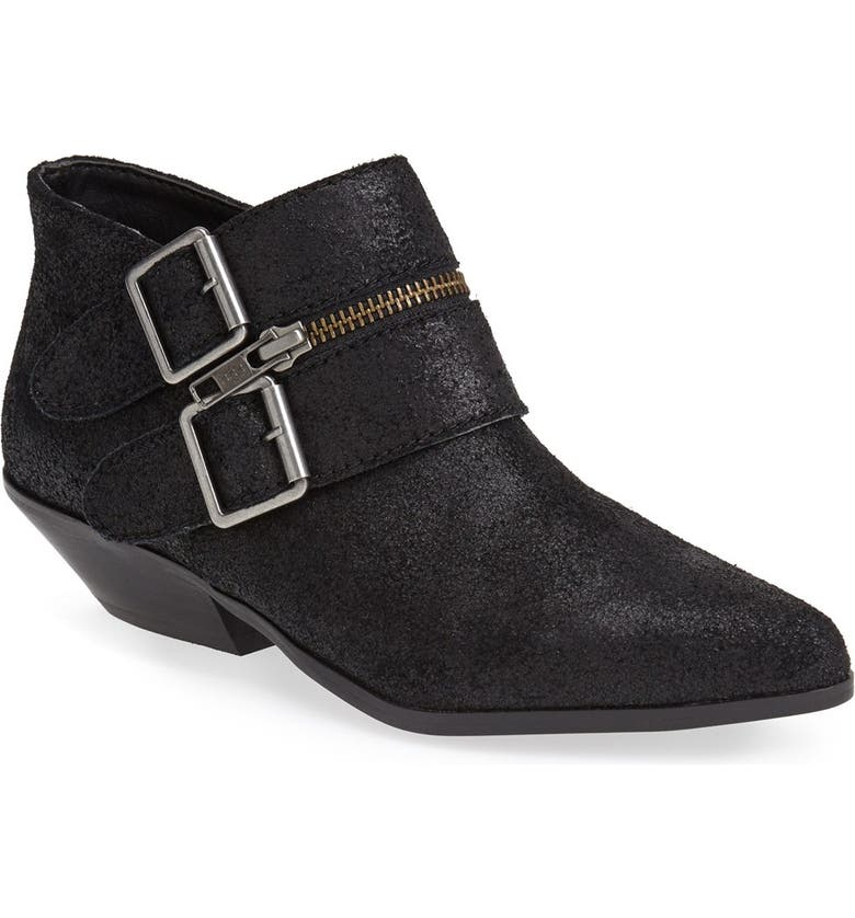 SHELLYS LONDON 'Comparni' Leather Bootie, Main, color, 002