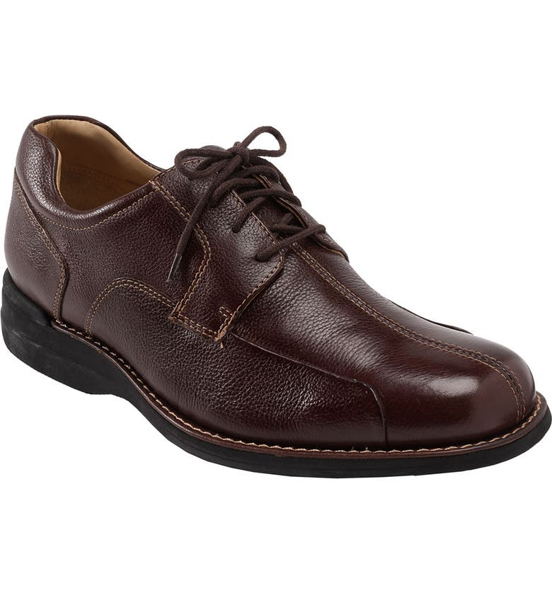 JOHNSTON & MURPHY 'Shuler' Oxford, Main, color, DARK BROWN