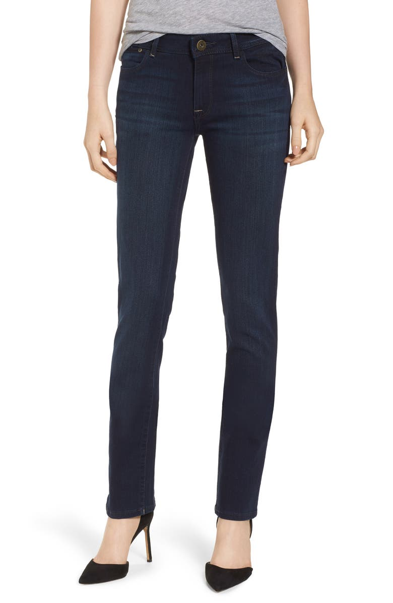 DL1961 'Grace' Straight Jeans, Main, color, MOSCOW