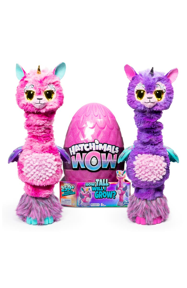 SPIN MASTER Hatchimals Wow! Llalacorn Toy, Main, color, 960