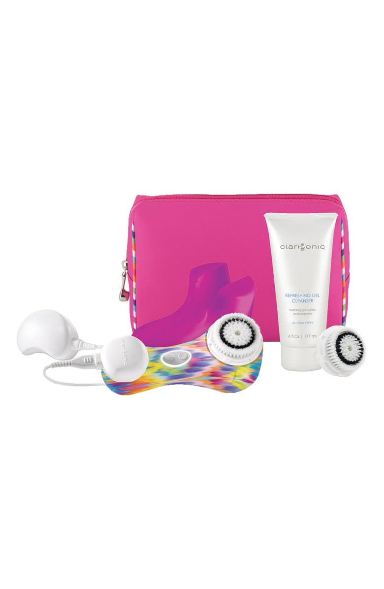 CLARISONIC 'The Oasis Collection - Mia 2' Ibiza Sarong Sonic Skin Cleansing System, Main, color, 650