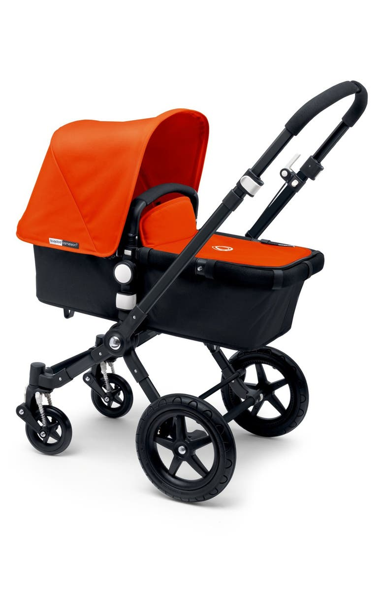 BUGABOO 'Cameleon³' Tailored Fabric Set with Extendable Canopy, Main, color, Orange