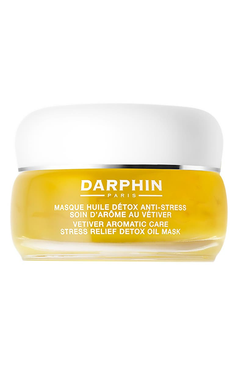 DARPHIN Vetiver Oil Mask, Main, color, NO COLOR