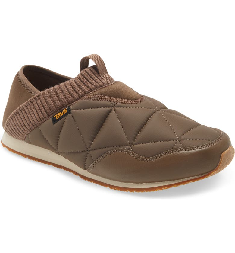 TEVA Ember Moccasin, Main, color, CHOCOLATE CHIP