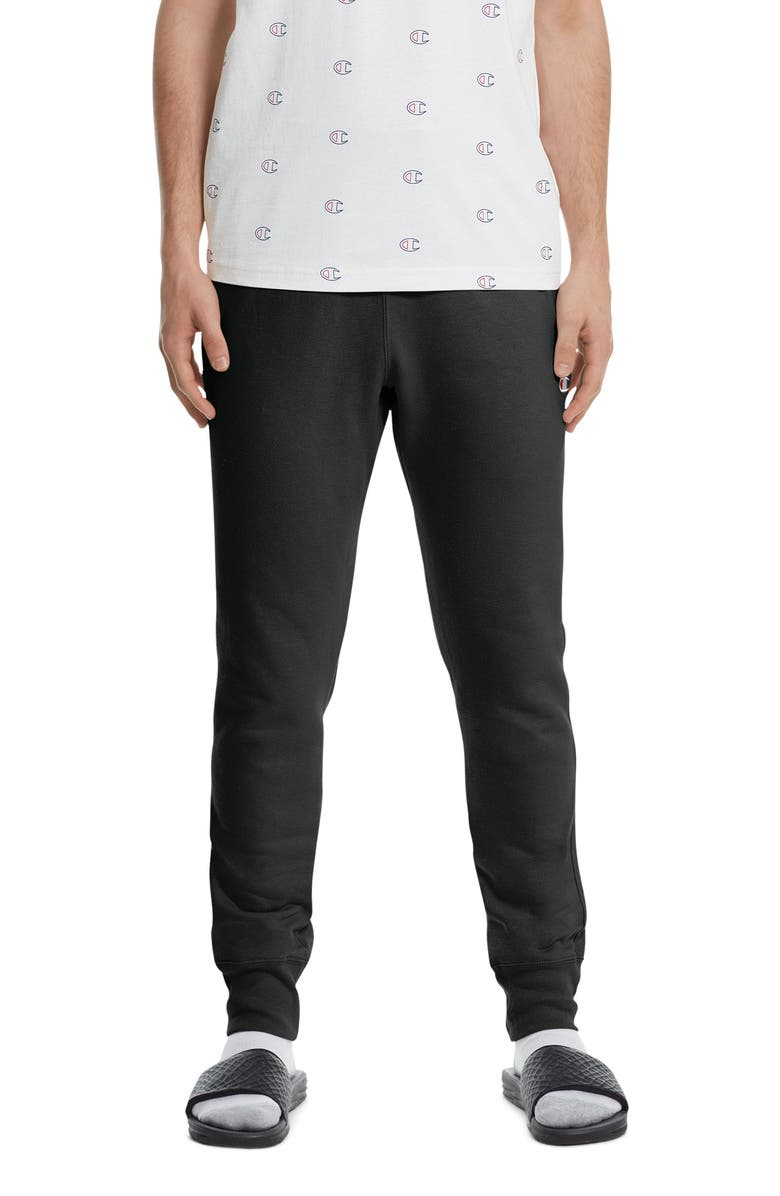 CHAMPION Reverse Weave<sup>®</sup> Joggers, Main, color, Black