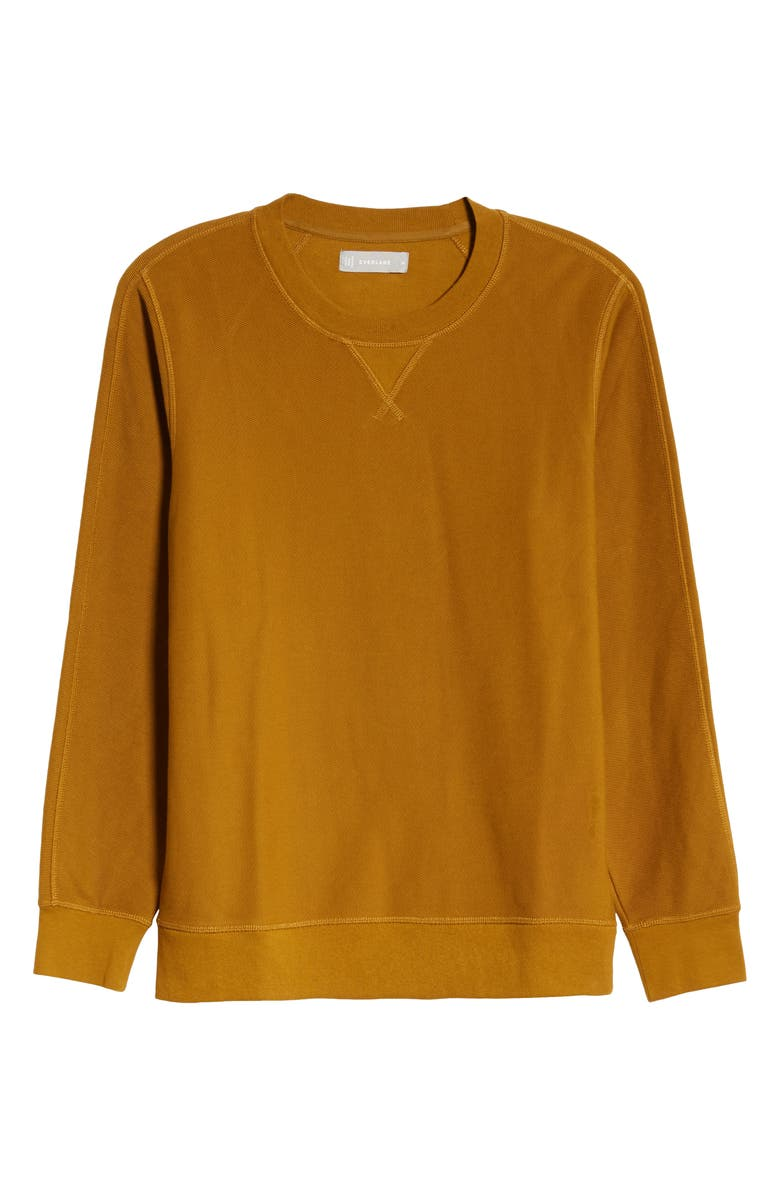 EVERLANE The Twill Rib Sweatshirt, Main, color, 250