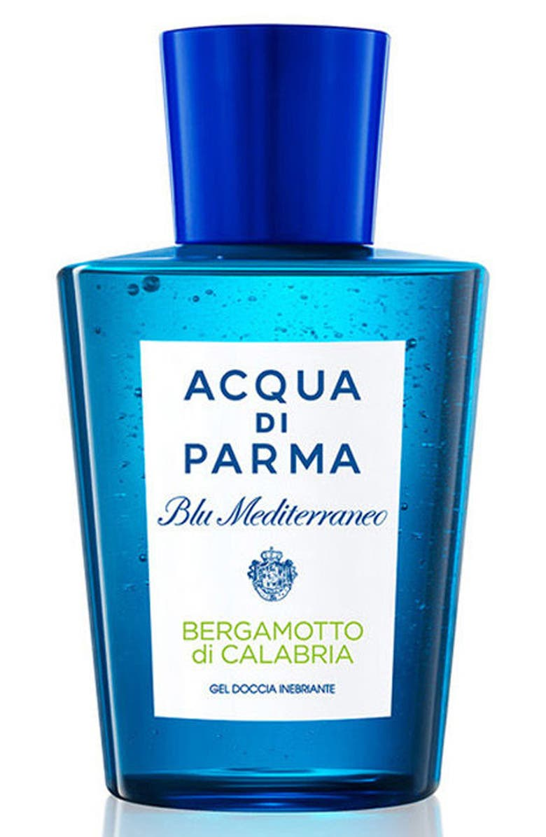 ACQUA DI PARMA 'Blu Mediterraneo - Bergamotto di Calabria' Shower Gel, Main, color, NO COLOR