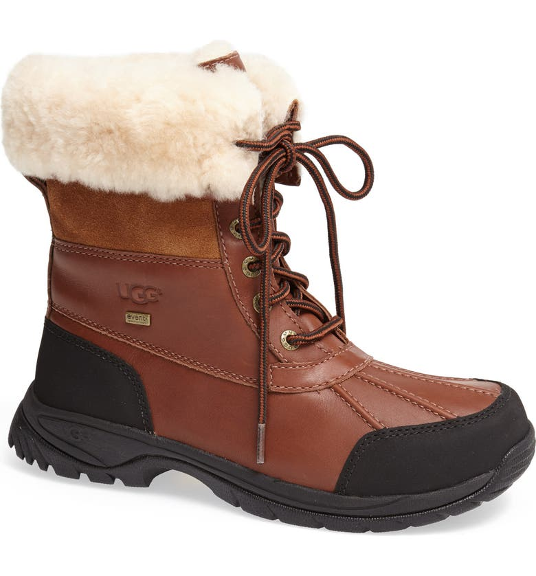 UGG<SUP>®</SUP> Butte Waterproof Boot, Main, color, WORCHESTER