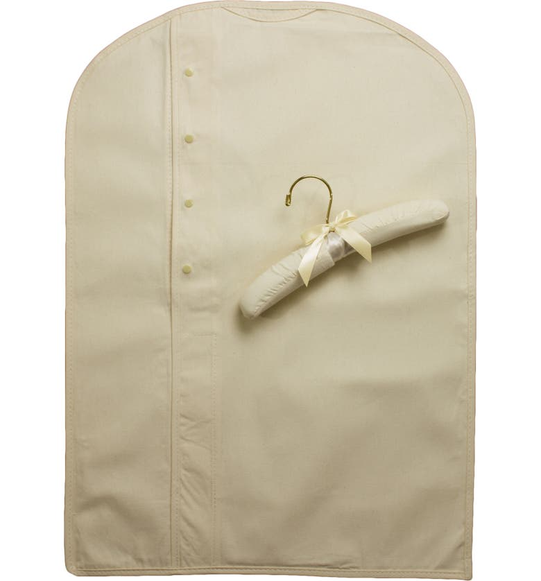 LITTLE THINGS MEAN A LOT Heirloom Preservation Garment Bag, Main, color, 900