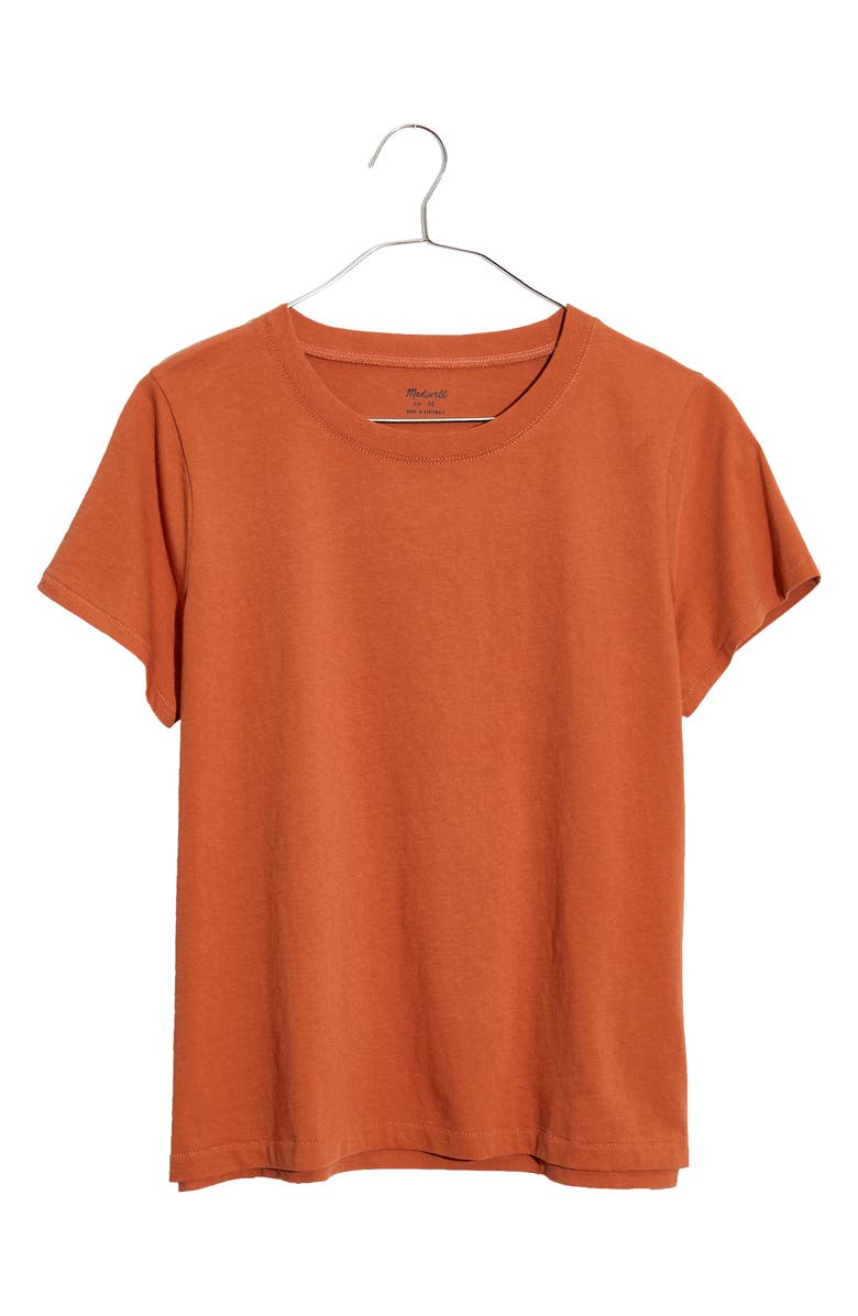 MADEWELL Northside Vintage Tee, Main, color, 213