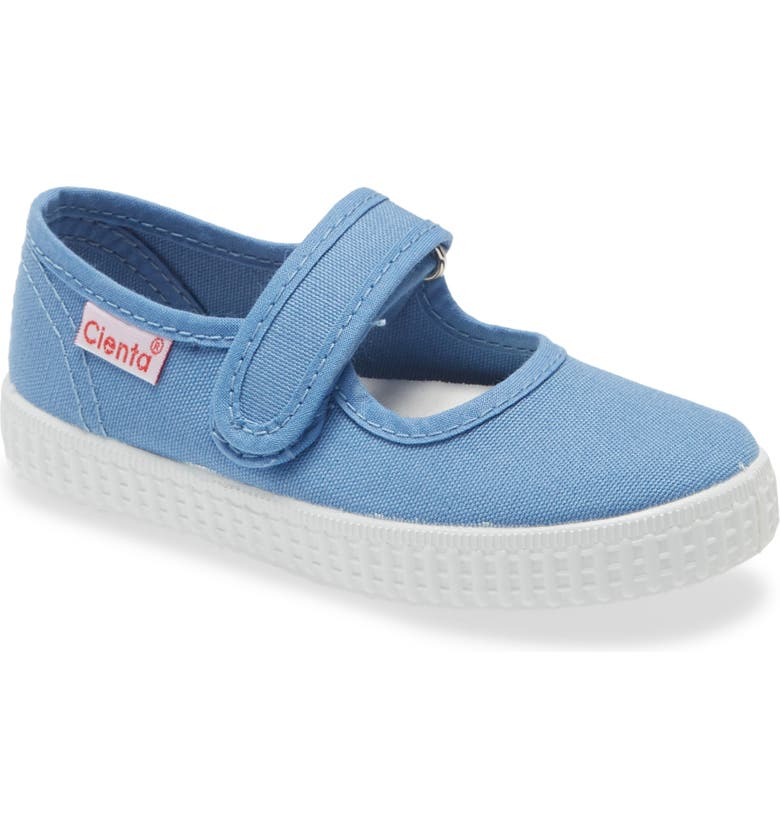CIENTA Mary Jane Sneaker, Main, color, FRENCH BLUE
