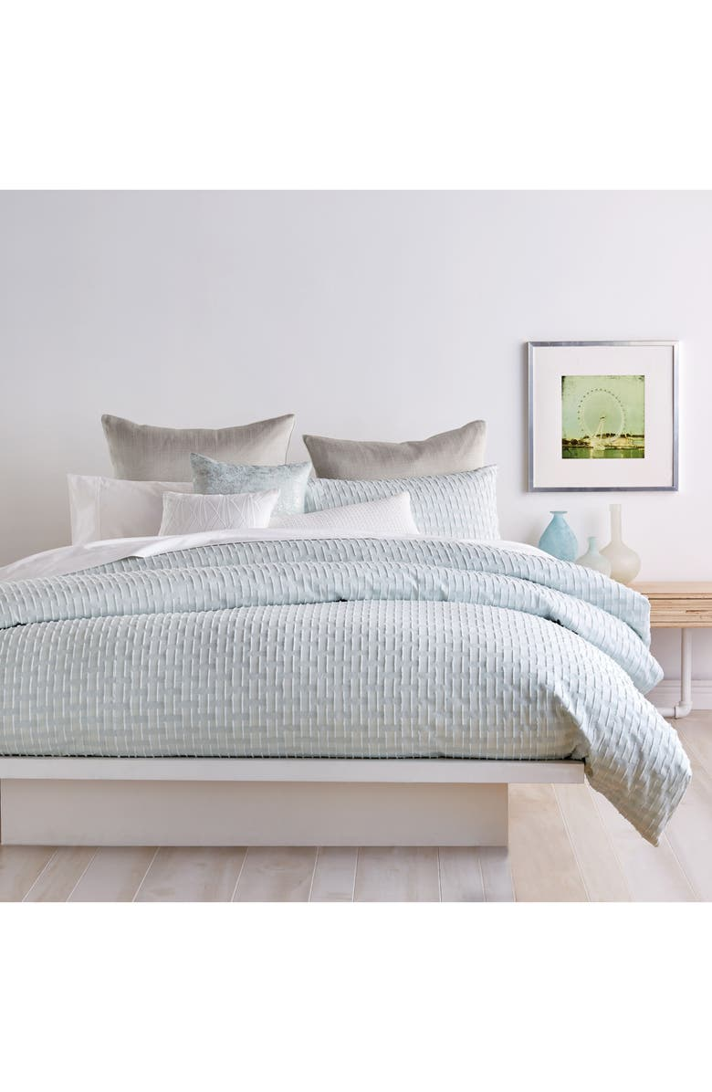 DKNY Refresh Duvet Cover, Main, color, 070